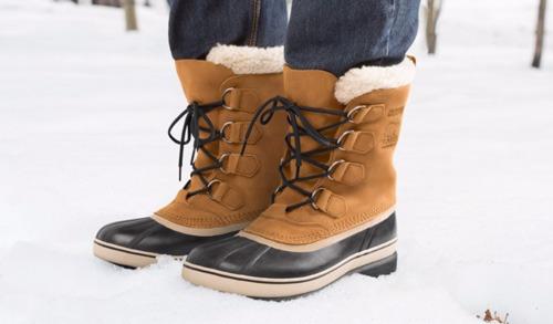 کفش های زمستانی