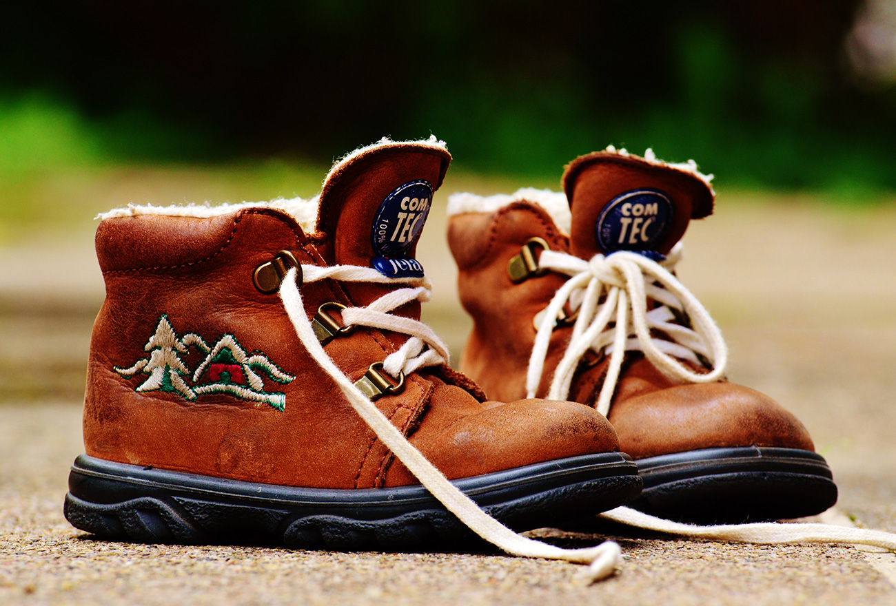 اهمیت استحکام کفش