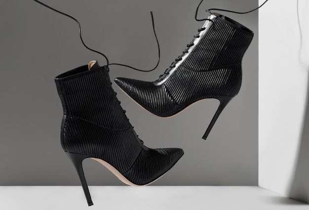 بوت های زنانه - کفش شهپر