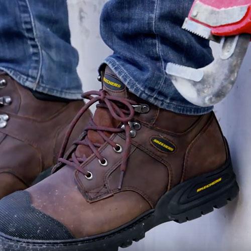 محافظت کفش ایمنی