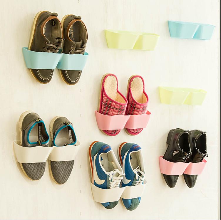 نظم دادن به کفش ها