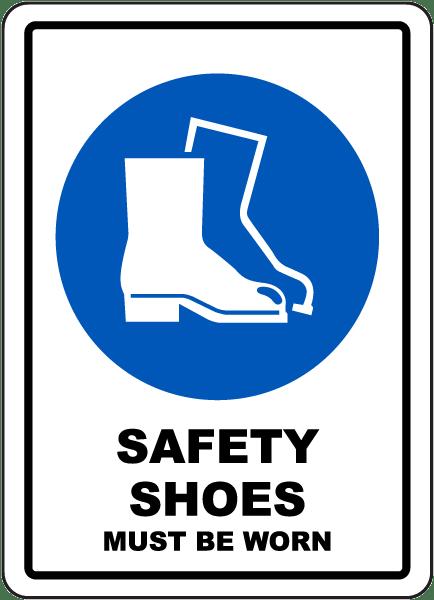 استاندارد های ایمنی کفش