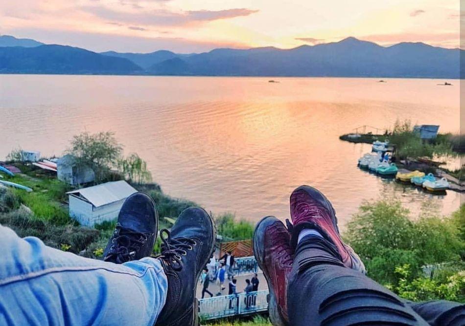آماده سازی کفش نو (کالج کیفی)برای سواحل