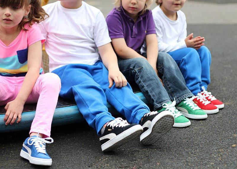 کفش مدرسه