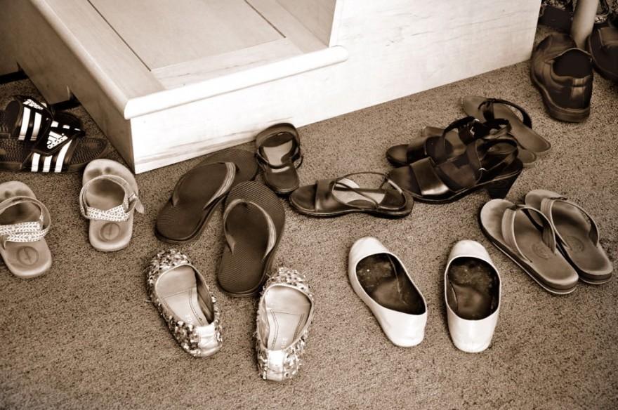 حفظ تناسب اندام با کفش مناسب