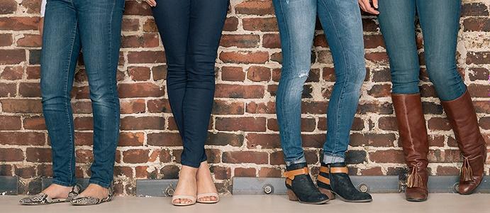 انتخاب رنگ کفش مناسب