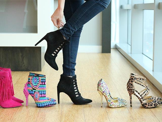 نکاتی در هنگام خرید کفش