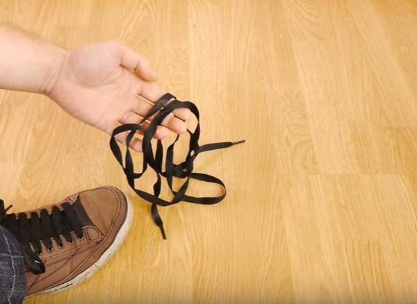 بند کفش