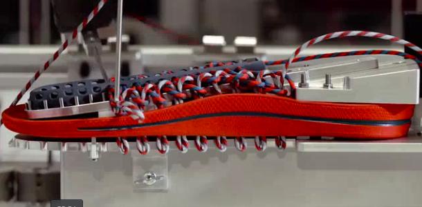 تکنولوژِی در تولید کفش