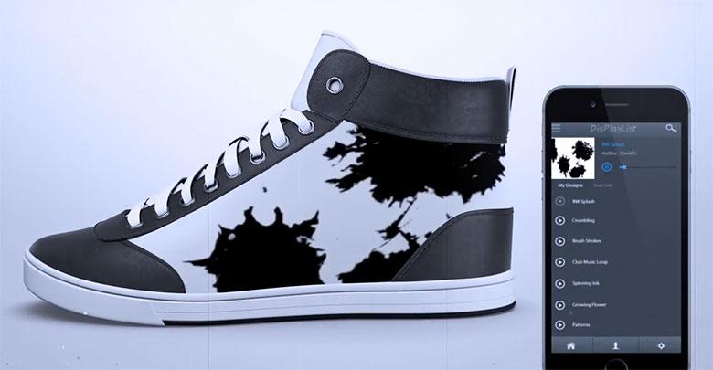 تکنولوژی در تولید کفش