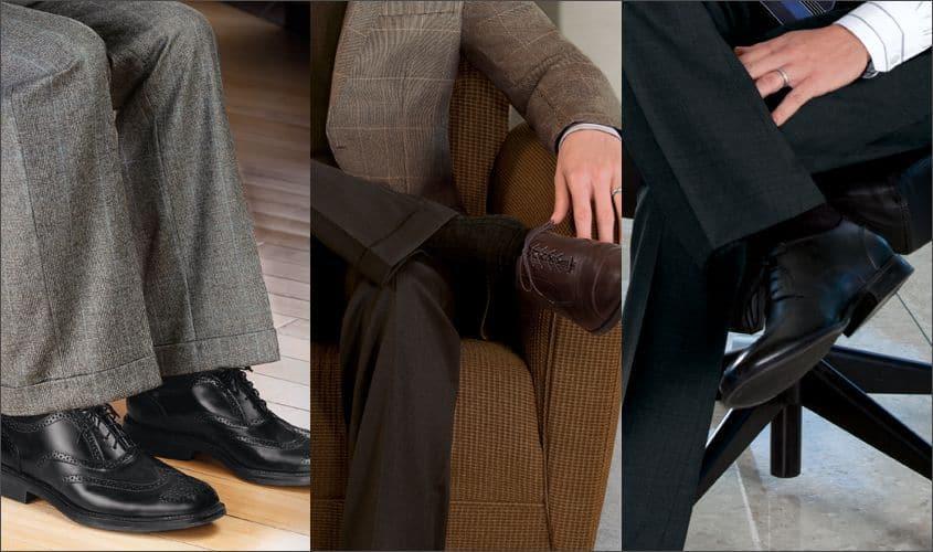 کفش مناسب کارمندان