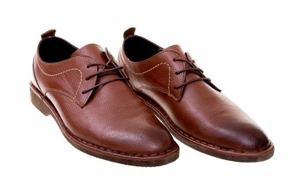 کفش چرم