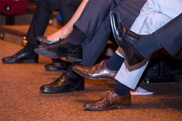 کفش مصاحبه