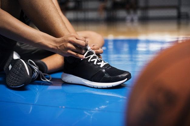 کفش بسکتبال