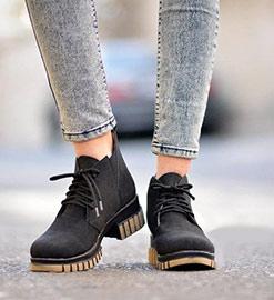 کفش مناسب پاییز - کفش شهپر
