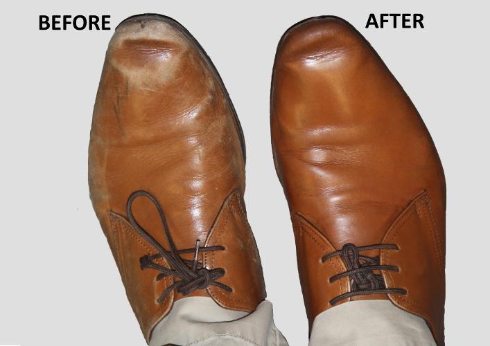 بازیافت و اهدای کفش های قدیمی و ترمیم کفش-شهپر