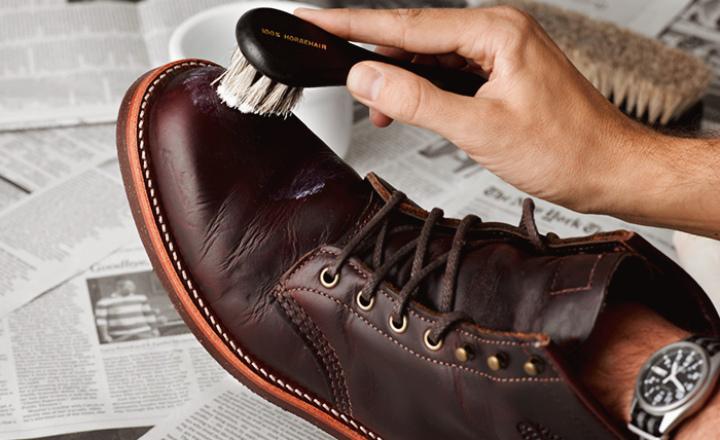 ترمیم کفش-شهپر