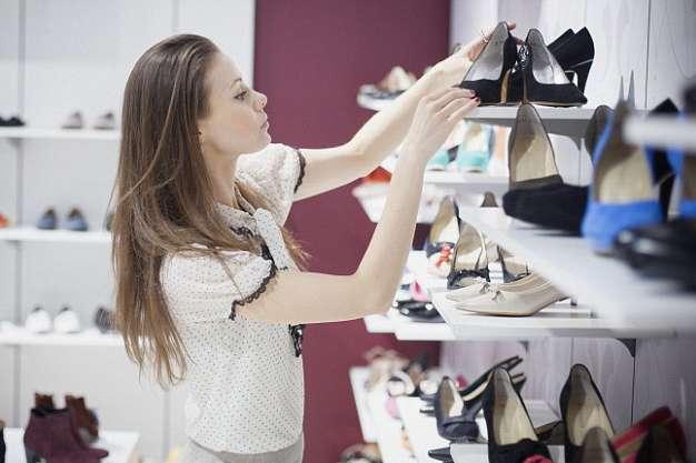 خریدن کفش مناسب - کفش شهپر