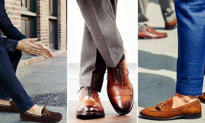 کفش مناسب برای اولین قرار - کفش شهپر