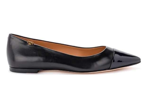 پوشیدن کفش صاف - کفش شهپر