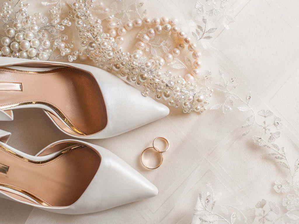 کفش عروس - تولیدی کفش شهپر