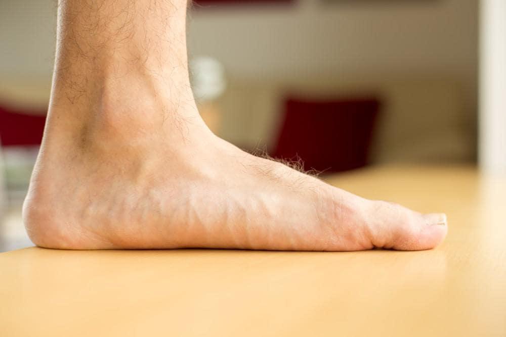 صافی کف پا - کفش شهپر