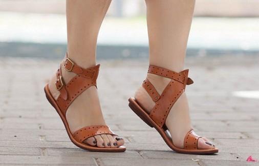 انواع صندل - کفش شهپر