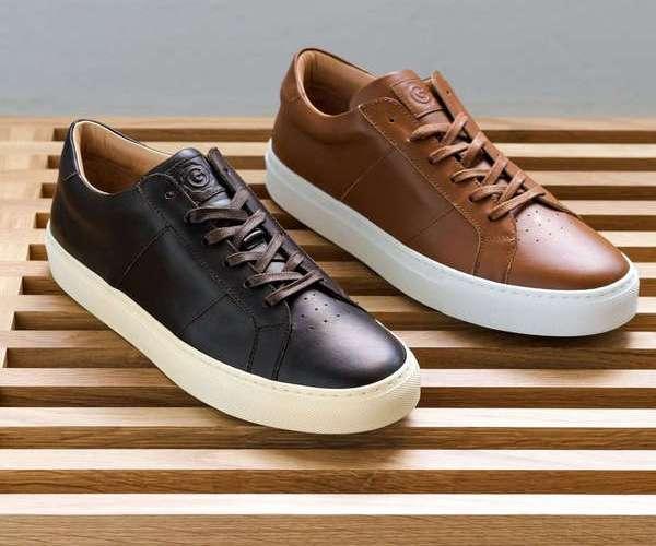 کفش راحتی مردانه - کفش شهپر