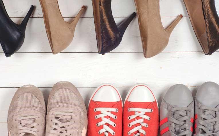 کفش راحتی مناسب