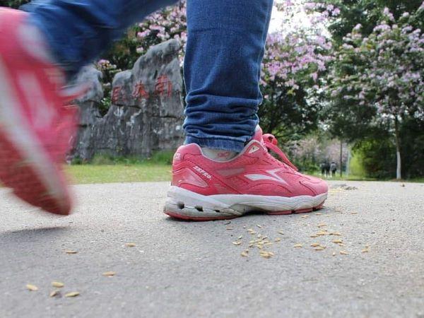 کفش پیاده روی مناسب
