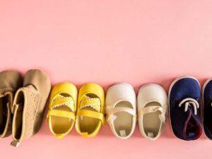 انواع کفش کودک