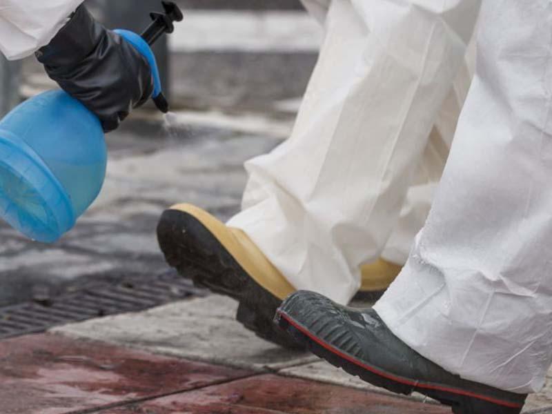 کفش و آلودگی