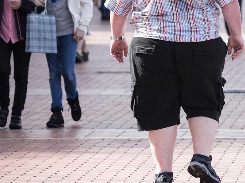 کفش برای پای چاق