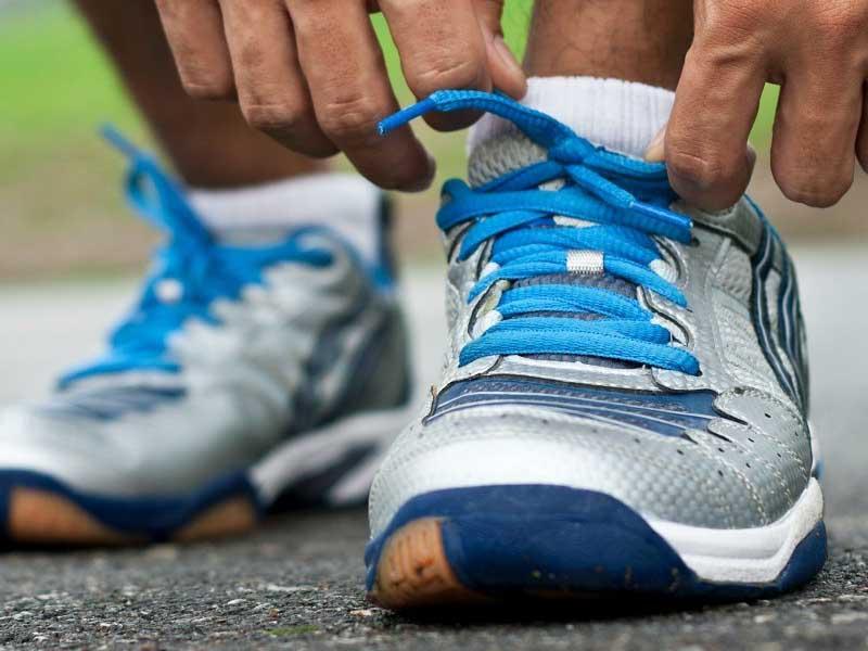 کفش مناسب برای پای چاق