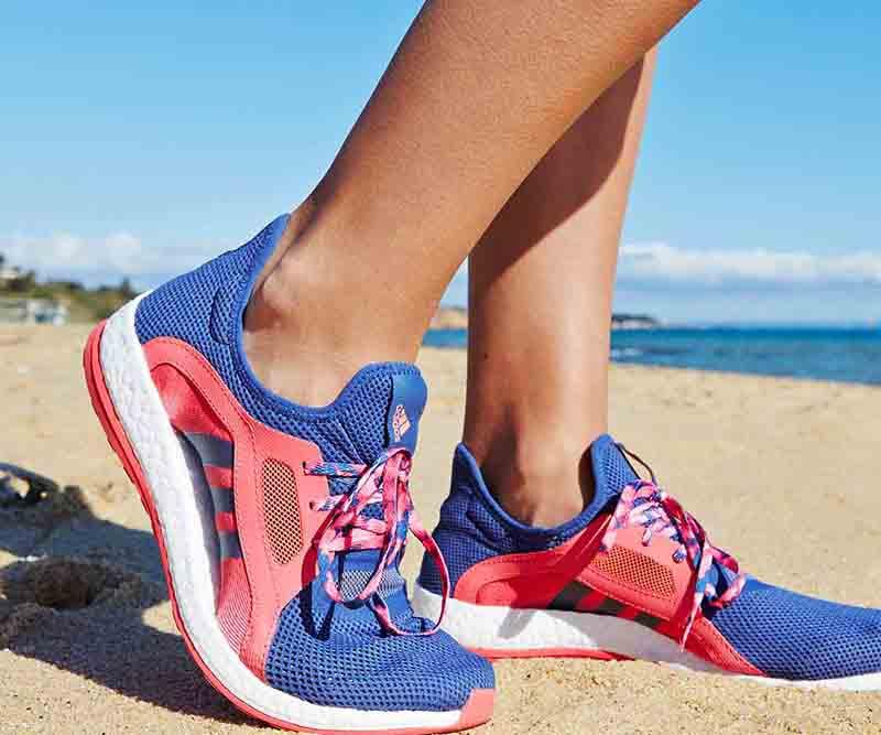 کفش تابستانی مناسب