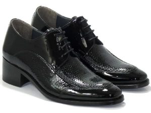 کفش مردانه پاشنه بلند + 5 ترفند کفش مردانه