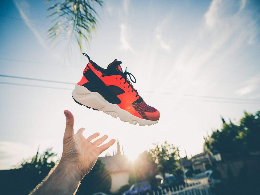 ویژگی کفش مناسب